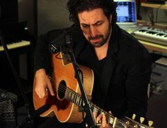 Montreal singer-songwriter Patrick Krief plays Call the Office Friday.