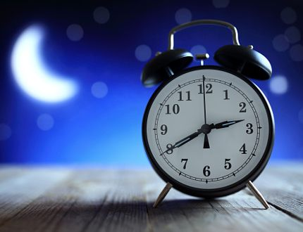 Columnist Nadene Grieve-Deslippe recently had trouble sleeping, during which time she prayed for many people, including her family. (Getty Images)