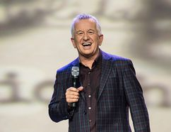 Canadian comedian Ron James will be the opening act at the Railway City Big Top circus tent July 22. (Contributed)