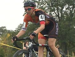 Inaugural Tour of Kincardine Bike Race to raise funds for KIPP trail extension. Competitors like Kincardine's Sophie Hotchkiss will be competing. (Shared photo)