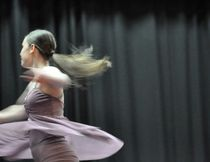 Dancers compete at the Tisdale Dance Experience on April 28