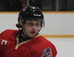 Andrew Trowbridge is moving on from the Blind River Beavers to the Sault College Cougars.