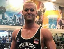 Davey Boy Smith Jr. will be in Smiths Falls as part of Great North Wrestling's first show of 2017 on Saturday at the Smiths Falls Memorial Community Centre. (Courtesy of Natalya Neidhart)