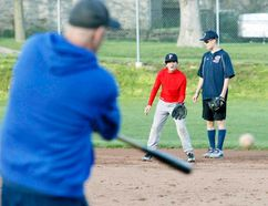 The Brockville Bunnies are hoping they'll be able to get a pair of doubleheaders in this weekend against the Montreal Titans. (Jonathon Brodie/The Recorder and Times)