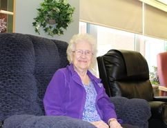 Verna Clarke is the newest centenarian in Melfort as she celebrates her 100th birthday today (Tuesday, May 16.)