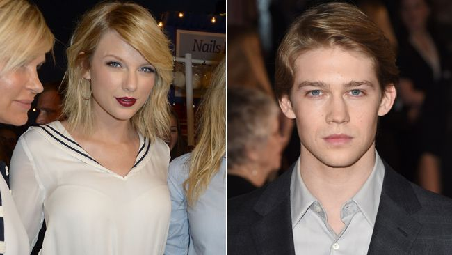 Actor dating taylor swift