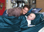 Jonathan Pitre and his mother, Tina Boileau