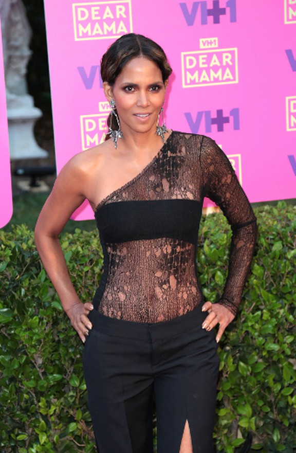 Halle Berry Just Posted a Nude Photo to Instagram, and Our