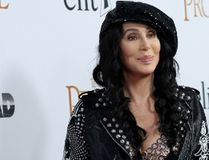 Cher attends the premiere of 'The Promise' at the Chinese theatre in Hollywood, on April 12, 2017. (CHRIS DELMAS/AFP/Getty Images)