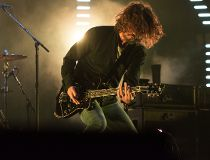 Chris Cornell of Soundgarden Performs at Northern Invasion 2017, at Somerset Amphitheatre, Somerset, WI, USA on May 13, 2017. (C.M. Wiggins/WENN.com)