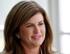 Conservative Interim Leader Rona Ambrose is shown during an interview in Ottawa, Thursday, May 18, 2017. (The Canadian Press)
