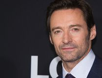 "In this Feb. 24, 2017 file photo, Hugh Jackman attends a screening of ""Logan"" in New York. Jackman marked the character's final performance in ""Logan,"" and is now promoting the film's special noir treatment ""Logan Noir,"" with a black-and-white version of the film in theaters ahead of the DVD release. (Photo by Charles Sykes/Invision/AP, File)"