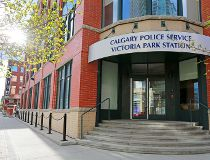 Victoria Park police station