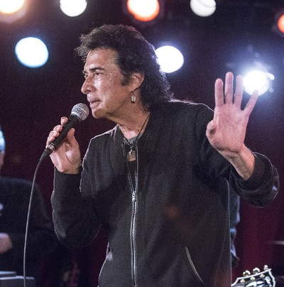 Andy Kim performs with the The Carpet Frogs on the stage at the Hard Rock Cafe  Wednesday May 17, 2017. Craig Robertson/Toronto Sun/Postmedia Network