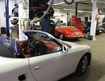Peter pays the piper for his dream 2001 Porsche Boxster S