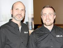 GATTA Creative, which officially launched its operations recently, was founded by longtime friends Jonathan Abrosimoff, left, and Ben Srokosz. (File Photo/The Daily News)