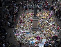 Manchester tributes