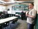 David Shelstad, the city's roads director, speaks at a public information session concerning Kelly Lake Road in Sudbury, Ont. on Thursday May 25, 2017. Gino Donato/Sudbury Star/Postmedia Network