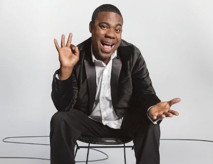 Despite a flurry of setbacks, Tracy Morgan is back and kicking. Where else? Netflix. NETFLIX