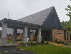 <p>First Baptist is celebrating its 135-year anniversary in Cornwall this weekend. Photo taken Thursday May 25, 2017 in Cornwall, Ont. </p><p> Alan S. Hale/Cornwall Standard-Freeholder/Postmedia Network
