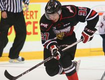 Nick Suzuki of the Owen Sound Attack (Postmedia)