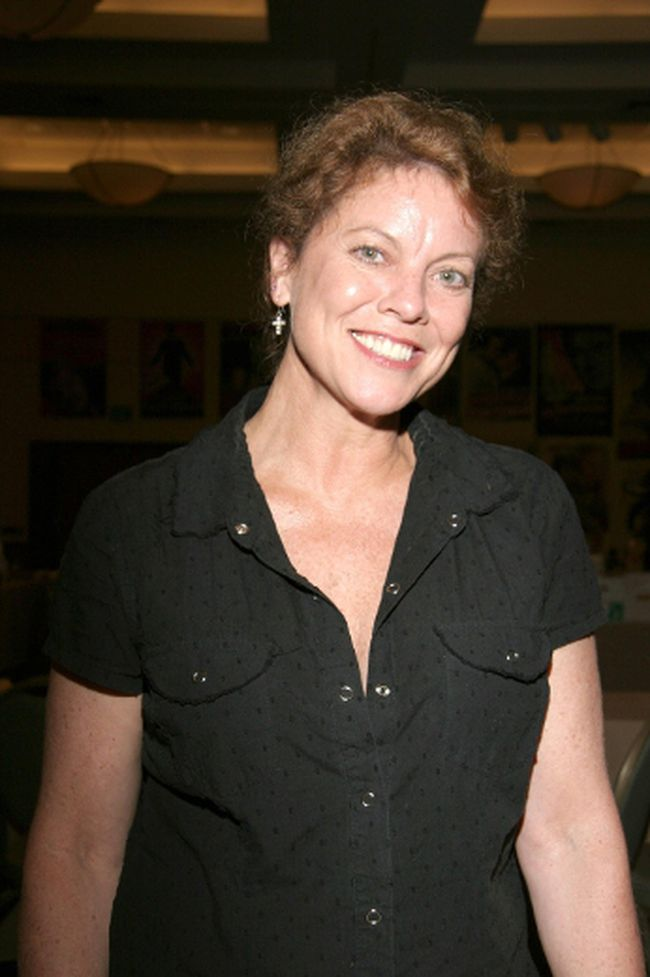 Former Happy Days star Erin Moran died in April of cancer, according to a final autopsy report. (Rachel Worth/WENN/Files)