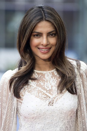 Priyanka Chopra attends the Baywatch' photocall at Sony Centre in Berlin on May 30, 2017. (Dave Bedrosian/Future Image/WENN.com)