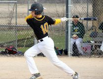 PCI Grade 10 student Tanner Boyle was selected to represent Team Manitoba at the upcoming Canada Summer Games in Winnipeg. (Brian Oliver/Herald Leader)
