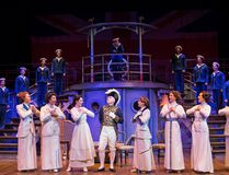 Members of the Stratford Festival company showcase their talents in HMS Pinafore. (Cylla von Tiedemann Photo)