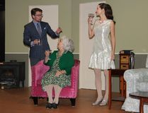 <p>Part of the cast of Barefoot in the Park, Ephraim Ellis, Linda Goranson and Melissa Morris, on Thursday June 1, 2017 in Morrisburg, Ont. The play opens the Upper Canada Playhouses summer season with the curtain rising for the premiere on June 8 and runs until July 2.</p><p> Lois Ann Baker/Cornwall Standard-Freeholder/Postmedia Network