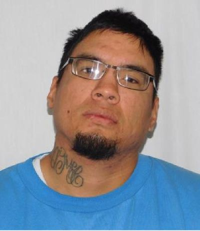 Frederick Courchene was charged and convicted of Robbery. He was sentenced to 2 years in prison.  Courchene became eligible for early release on Nov. 14, 2016, but by Nov. 26 he had breached his conditions.  His current whereabouts is unknown and there is a Canada wide warrant issued for his arrest.