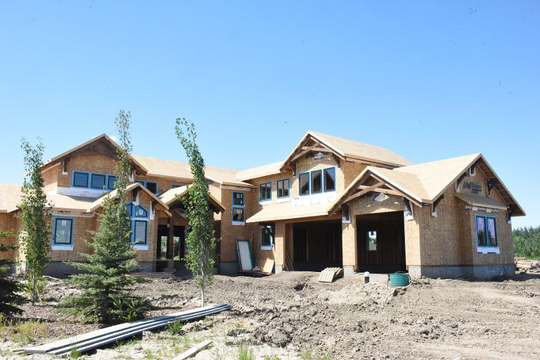 FILE PHOTO The 2018 Dream Home Is Pictured In Taylor Estates, Just  Southeast Of Grande