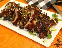 Asian Style Ribs (MIKE HENSEN, The London Free Press)