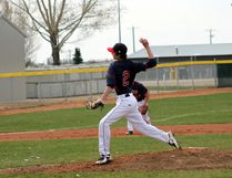 Photo by Jesse Cole Reporter/Examiner The Parkland Twins during an early season game against Red Deer. The Twins recently swept the Servus Credit Union tournament in Medicine Hat to put them on a 12-game winning streak.