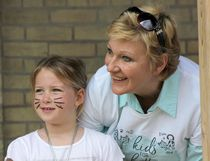 The first Kids for Kitties Rescue Run saw about 75 children and many families members out to support Allies for Alley Cats rescue on May 28, 2017. The event raised over $1,100 for Donna Coughlan, who operates the rescue from her home. (Troy Patterson/Kincardine News and Lucknow Sentinel)