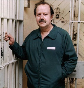 Helmuth Buxbaum, jailed for life after hiring a hitman to kill his wife at roadside near London in 1984, went from millionaire owner of a nursing home chain to inmate janitor at Kingston Penitentiary. He died in jail in 2007. (Postmedia file photo)