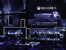 Xbox chief Phil Spencer introduces the Xbox One X