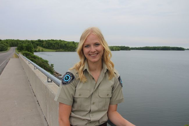 <p>Carly McPhail has been working for the St. Lawrence Parks Commission for the past six summers. This year the commission is hiring an additional 140 students. Thursday April 7, 2016 in Cornwall, Ont. </p><p> Alan S. Hale/Cornwall Standard-Freeholder/Postmedia Network