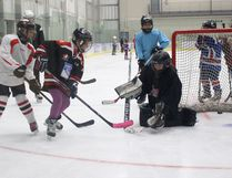 The Fort Saskatchewan Fury organization is hosting a bring a friend event this Sunday for returning players and those interested in trying out girl's hockey.