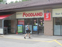 Foodland in Belmont will be closing its doors permanently in August. Owners Tony and Cindy Vandevyere were notified on June 5 by parent company Sobeys that the store would be closing. (Laura Broadley/Times-Journal)