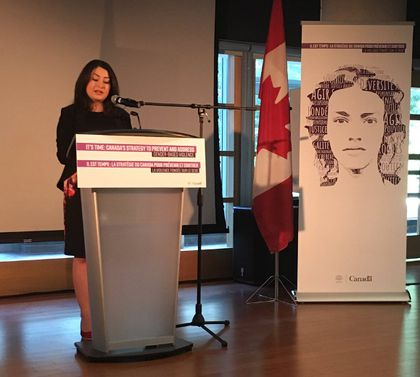 Monsef Gender-based Violence