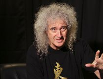 Brian May FILES June 19/17
