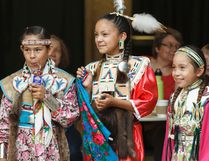 FILE PHOTO - Edmonton Catholic Schools will participate in an Aboriginal Day event at Victoria Park.