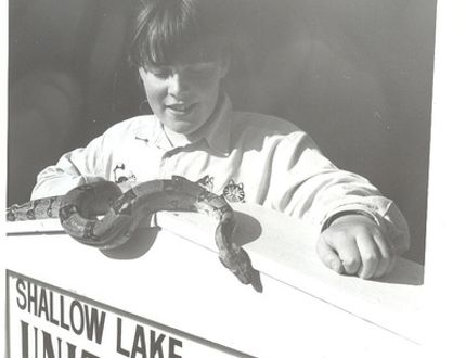 -- THE DARKROOM NEGATIVES -- Featuring a new photograph each week, sourced from the Wiarton Echo's extensive archive of film negatives and photos taken in Wiarton and on the Bruce Peninsula.