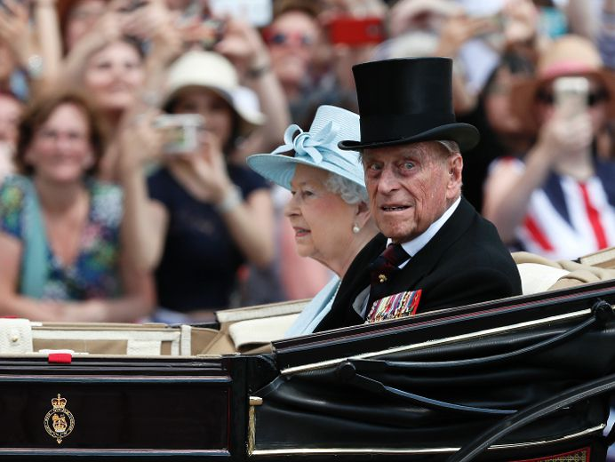 Prince Philip hospitalized for infection
