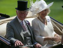 Prince Charles and Camilla Parker-Bowles will be on hand to celebrate Canada Day. GETTY