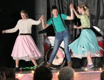 The Kincardine Just Dancin' program celebrated its year-end annual spring recital at Huron Heights Public School on June 9, 2017, with close to 100 in attendance. The program runs through most of the school year as a non-competitive introduction to various styles of classical and modern dance.