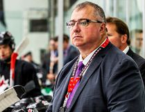 Former first-round NHL draft pick and Stanley Cup winner Paul Boutilier is the new assistant coach of the Belleville Senators, the AHL club announced Wednesday. (Hockey Canada photo)