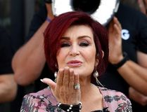 Sharon Osbourne attends the first day of auditions for the X Factor at The Titanic Hotel on June 20, 2017 in Liverpool, England. (Photo by Anthony Devlin/Getty Images)