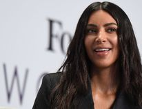 Kim Kardashian attends the 2017 Forbes Women's Summit at Spring Studios on June 13, 2017 in New York City. (ANGELA WEISS/AFP/Getty Images)